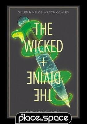 Wicked & Divine Vol 07 Mothering Invention - Softcover