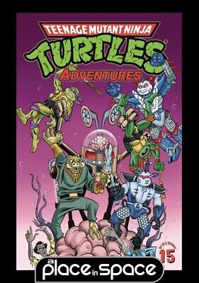 Tmnt Adventures Vol 15 - Softcover