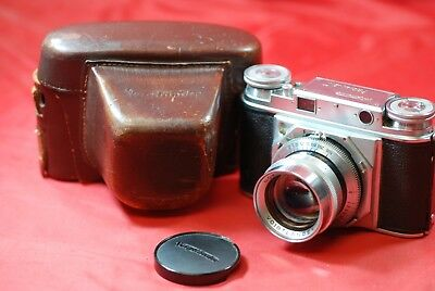Very Nice Voigtlander Prominent Camera - Only Usa Paypal Accounts - #m11129