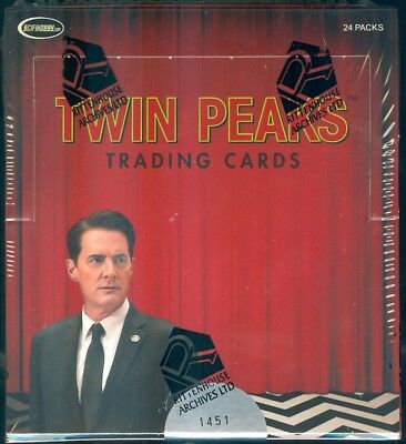 Twin Peaks Sealed Box