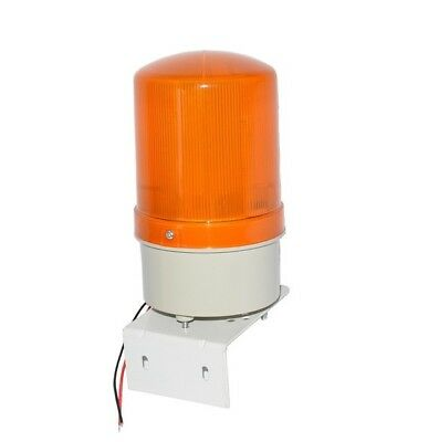 Industrial Outdoor Amber Warning Light Flashing Beacon 110V 220V 12V 24V