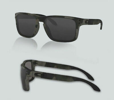 bfe3ff3809 Authentic Oakley 0OO9102 HOLBROOK 910293 MULTICAM BLACK Sunglasses