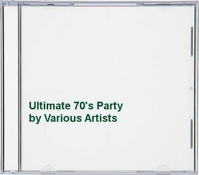 Various Artists - Ultimate 70's Party - Various Artists CD TQVG The Fast Free