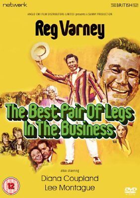 The Best Pair of Legs in the Business [DVD] -  CD PWVG The Fast Free Shipping