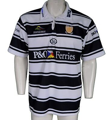 a8e7b9def6d HULL FC ISC Rugby League Shirt Small Men's with Tags RRP £54.99 BNWT ...