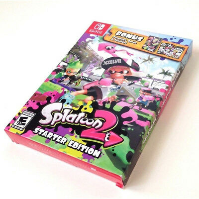 Splatoon 2 Starter Pack [E10]