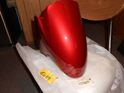 GENUINE BMW Boxer R1100RT R1150RT NEW OEM RED Front Fender 46612324713 Germany