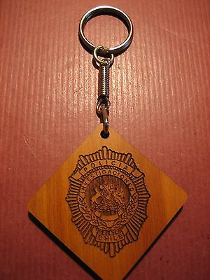 Key Chain: Chile Police