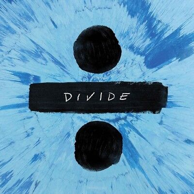 Divide ÷ by Ed Sheeran (CD, Mar-2017, Atlantic (Label)) NEW