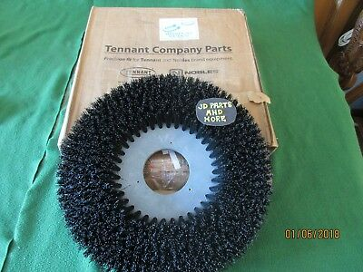 "New Genuine 17"" Tennant Polypro Scrub Brush 1213035    T300,t300E,300,ss300"