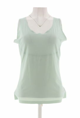 Spanx Trust Your Thinstincts Tank Top Seafoam Green 2X NEW A306088
