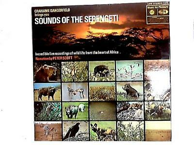 Sounds Of The Serengeti LP (Grahame Dangerfield - 1970) MFP 1371 (ID:15386)