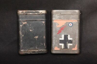 2x Original WWII German K98 Rifle Cleaning Kit Lot, WaA442 ky 1937 & WaA2C arr4