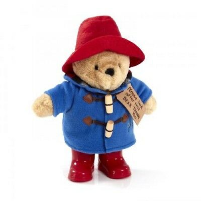 Classic Paddington Bear with Boots New with Tags