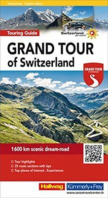 Grand Tour of Switzerland 2016: HKF.126.GEN 9783828308619 Fast Free Shipping*-