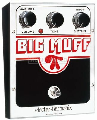 Electro Harmonix Big Muff - Made in USA - distortion sustainer