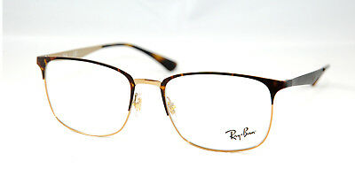 1594e1b80c SPECTACLES FRAME RAYBAN Rb 6421 Cal. 52 Metal New And Original ...