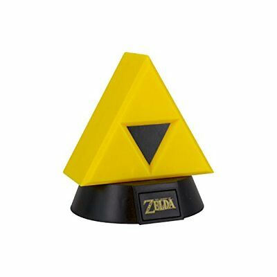 ZELDA - Triforce 3D Mini Light - 10cm : P.Derive (J7C)
