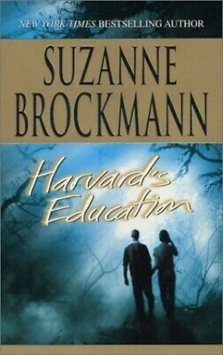 Harvard's Education (Tall, Dark and Dangerous) by Brockmann, Suzanne Book The