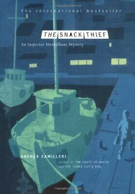 The Snack Thief (Inspector Montalbano Mysteries) by Pearl, Cyril Book The Fast