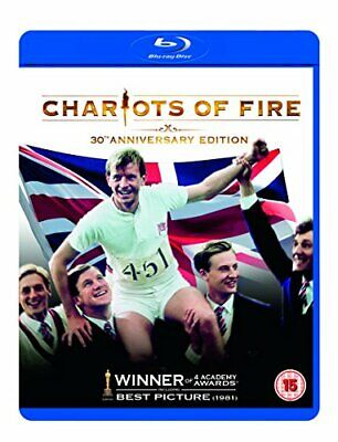 Chariots of Fire (30th Anniversary Edition) [Blu-ray] [Region Free] -  CD A6VG