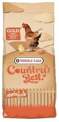 Versele Laga Countrys Best GOLD 4 GALLICO 20 kg Futter für Legehennen