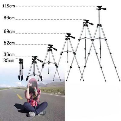 Professional Camera Tripod Stand Holder w/ Ball Head for DSLR Canon Nikon Sony