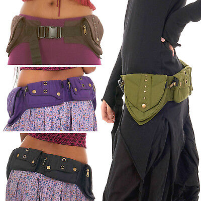 Festival Pocket Belt, Pixie Fanny Pack, Psy Trance Bum Bag, Hippy Waist Bag