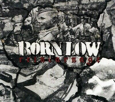 Born Low : Reincarnage CD***NEW*** Value Guaranteed from eBay's biggest seller!