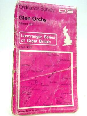 Ordnance Survey Glen Orchy Sheet 50 (Anon - 1989) (ID:75972)