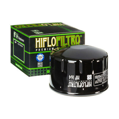 HiFlo Filtro Motorcycle Replacement Oil Filter (HF164) BMW R Nine R1200GS/R/RT K