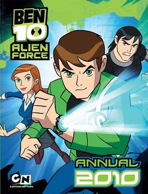 Ben 10 Alien Force Annual 2010, , Used; Good Book