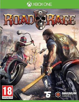 Road Rage For XBOX One (New & Sealed)