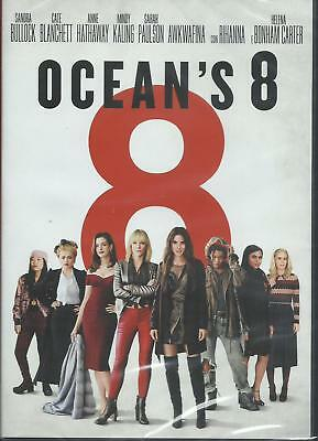 Ocean's eight (2018) DVD