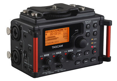 Tascam DR-60D MKII - Linear-PCM-Stereorecorder