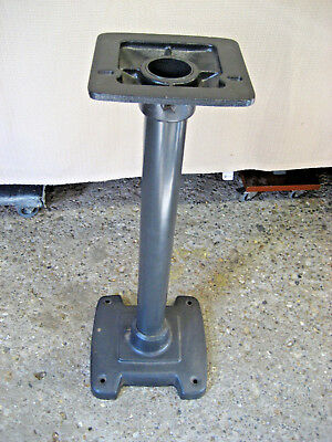Fine Vintage Sears Craftsman Bench Grinder 32 Pedestal Stand Evergreenethics Interior Chair Design Evergreenethicsorg