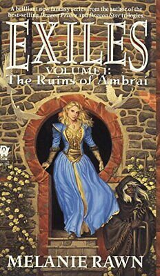 The Ruins of Ambrai: Exiles One: 1 (Exiles (Daw)) by Rawn, Melanie Paperback The