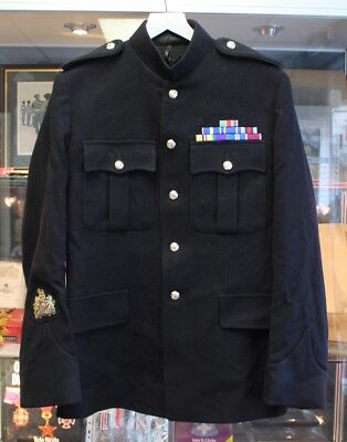 Royal Engineers W.O.1 No.1 Dress Tunic #U2