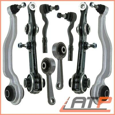 Suspension Control Arm Wishbone 8 Parts Front Mercedes E-Class W211 S211