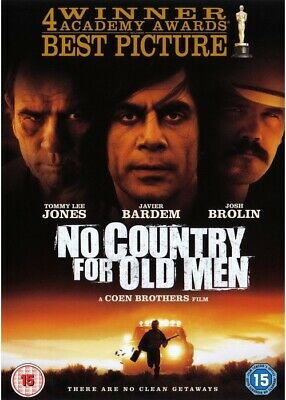 [DVD] No Country for Old Men
