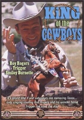 King of the Cowboys [DVD] [Region 1] [US Import] [NTSC] -  CD ISVG The Fast Free