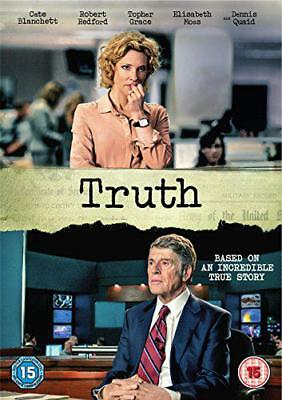 Truth [Includes Digital Download] [DVD] [2016], DVD, New, FREE & Fast Delivery