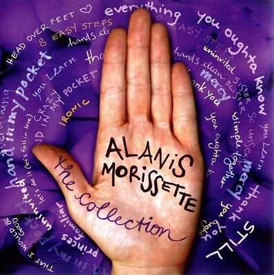 Alanis Morissette: The Collection CD (Greatest Hits / The Very Best Of)