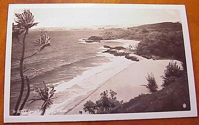 1940's Lumahai Bay (Beach) Kauai TH Hawaii RPPC