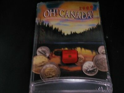 2000 Royal Canadian mint, Tiny Treasures  Uncirculated coin set, Sealed