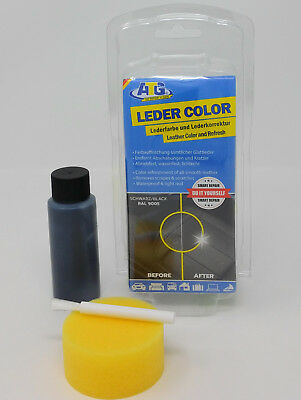 Black Leather Dye Leather Color Restorer Black Leather Paint Leather Re-coloring