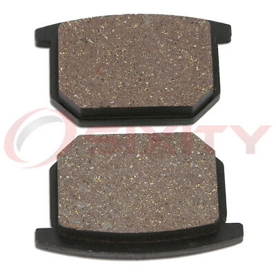Front Organic Brake Pads 1981-1983 Suzuki GS650GL Set Full Kit GLX GLZ GLD kk