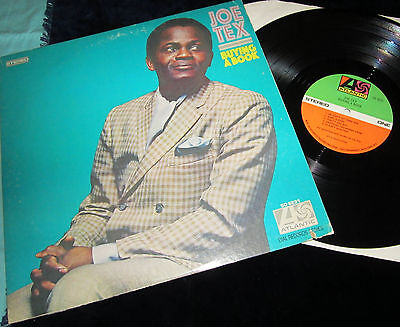 "12"" Lp - Joe Tex - Buying A Book !! Atlantic Usa 1969 !!"