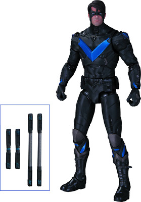 "5""-7"" Figures--Batman: Arkham Knight - Nightwing Action Figure"
