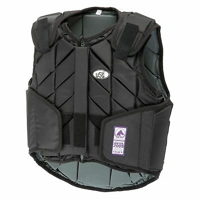 USG Reitweste Sicherheitsweste Flexi Panel Body Protector Child XL